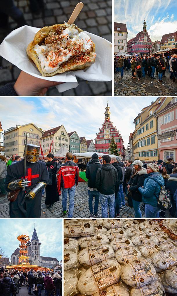 Esslingen Christmas Market has plenty to amuse all ages