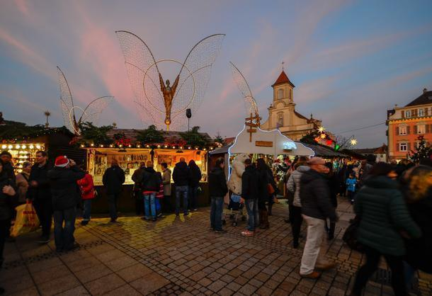 Ludwigsburg Baroque Christmas Market is not to be missed