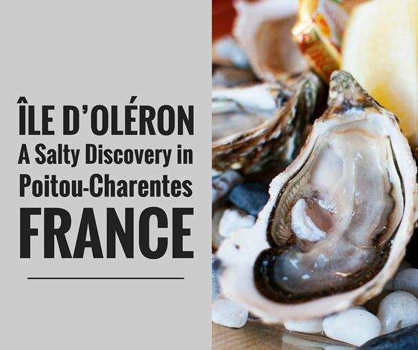 ile-d'oleron - A salty discovery in Poitou-Charentes, France