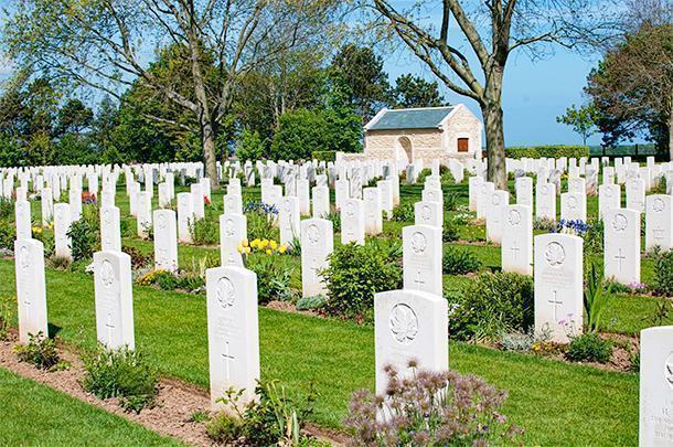 Exploring Normandy's war history sites