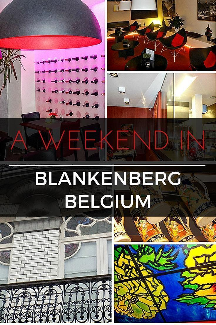 A weekend in Blankenberge Belgium