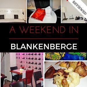 A weekend in Blankenberge Belgium