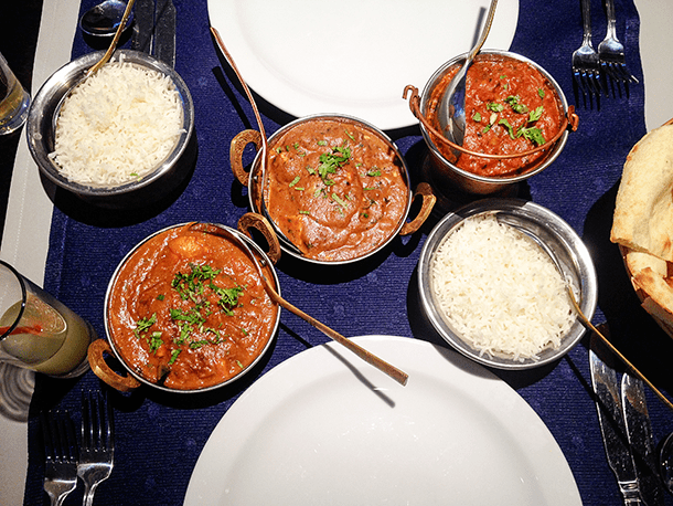 We finally find delicious curry in Brussels, Belgium