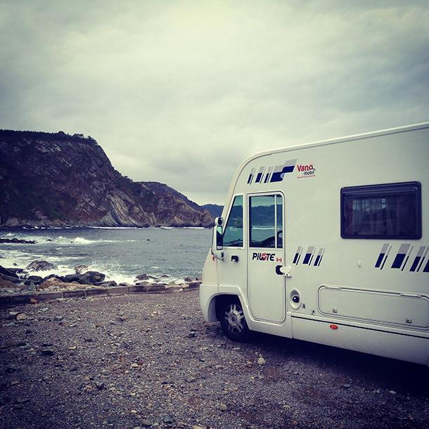 The camping spaces in Spain may be hard to find, but they are worth the effort.