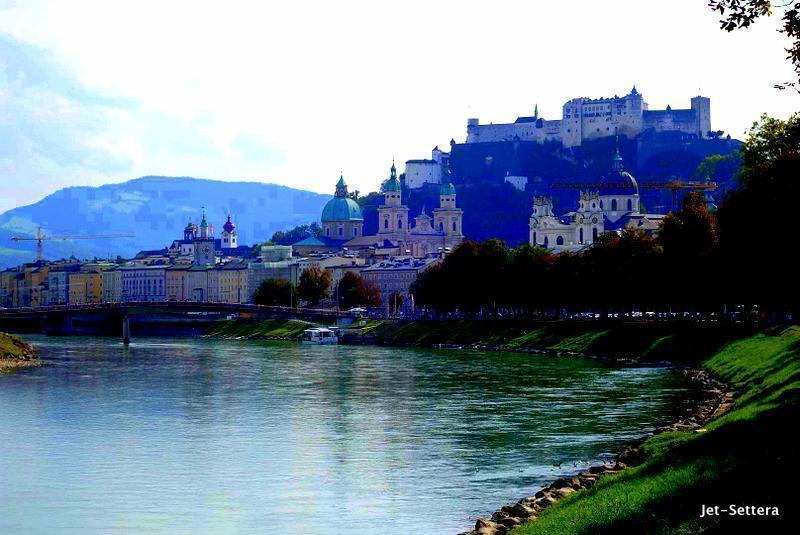 Salzburg is one of the best places to visit in Austria