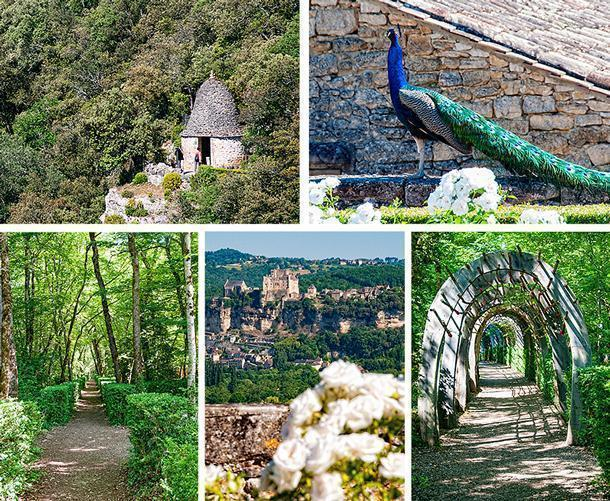 There is plenty to see and do at Marqueyssac Gardens in Dordogne, France