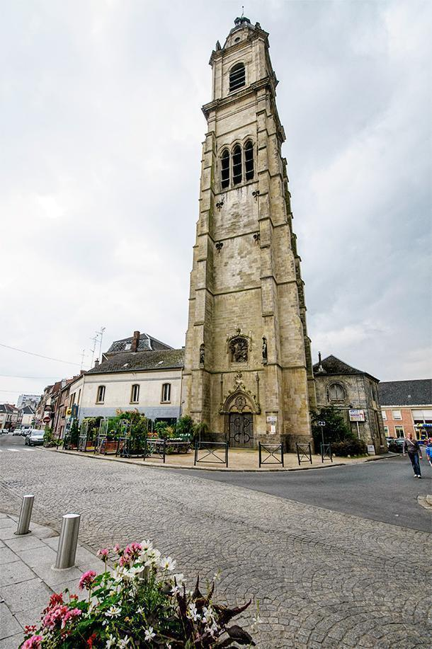 Cambrai is home to one of Northern France's UNESCO-listed belfries