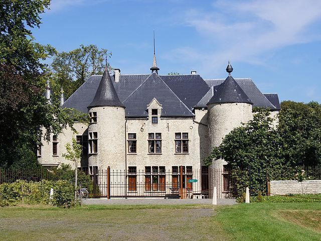 Boetfort Castle, via Alessia Tavcar, on Wiki.