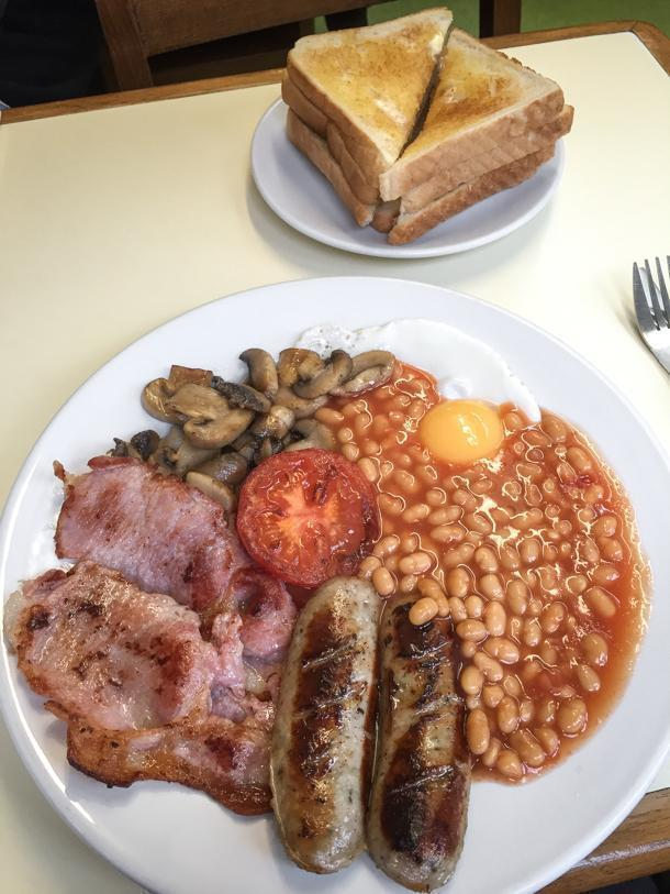 Fill up with a cheap English Breakfast