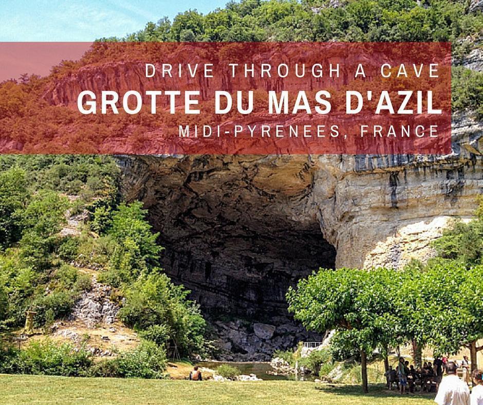 Grotte du Mas d'Azil Cave, Midi-Pyrenees, France