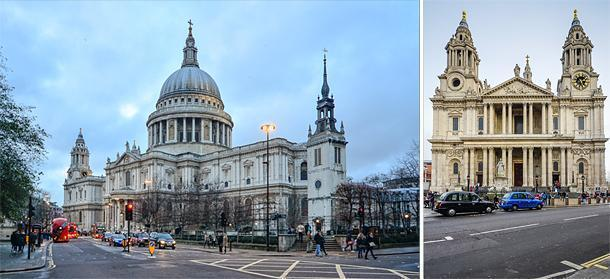Visit St. Paul's Anglican Cathedral for half-price