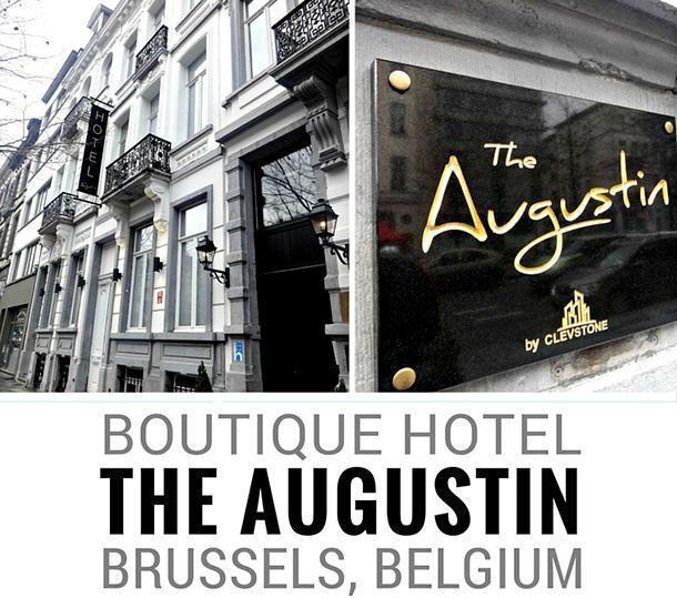 Review: The Boutique Hotel Augustin in Brussels, Belgium
