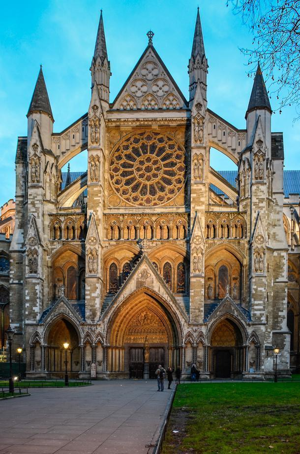 Visit Westminster Abbey's Lady Chapel