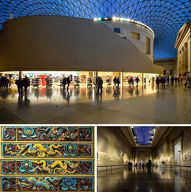 London's British Museum is always free admission