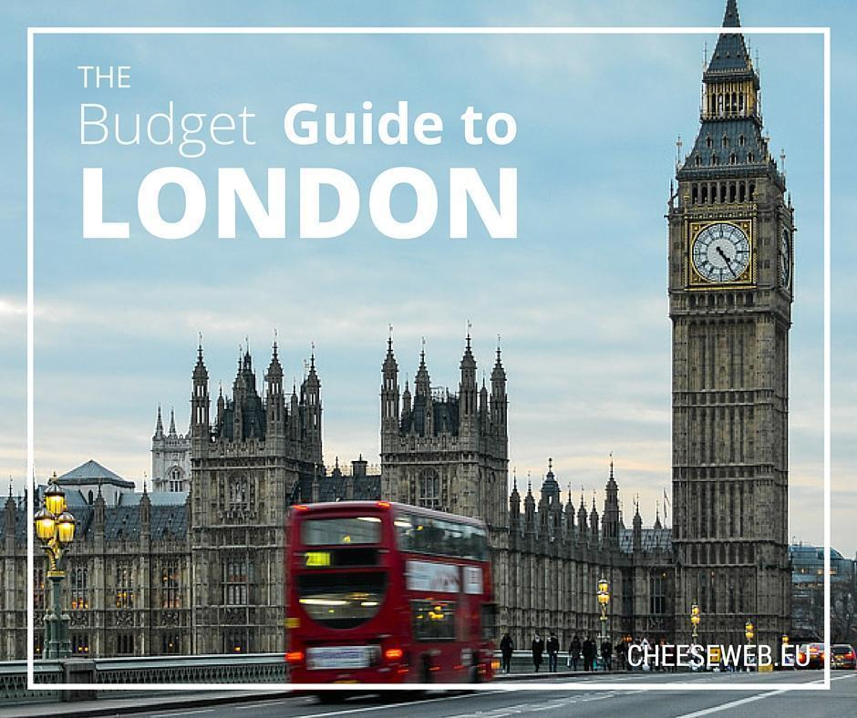 The Budget Guide to London, England
