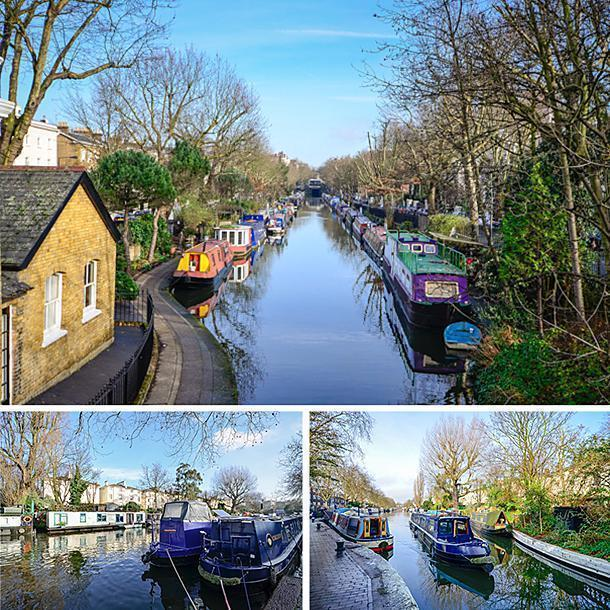 Explore London's tranquil Little Venice