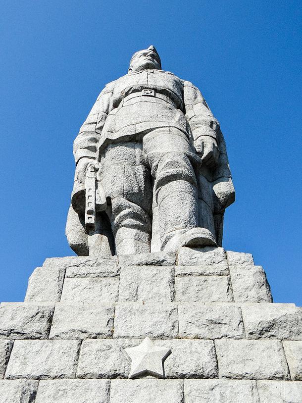 Alyosha Monument, Plovdiv, Bulgaria