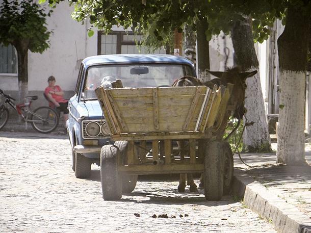 Horse and Cart, Bulgaria