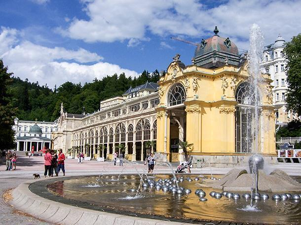 Marienbad, Czech Republic