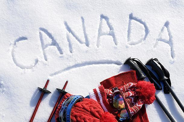 Adapting to life (in winter) in Canada