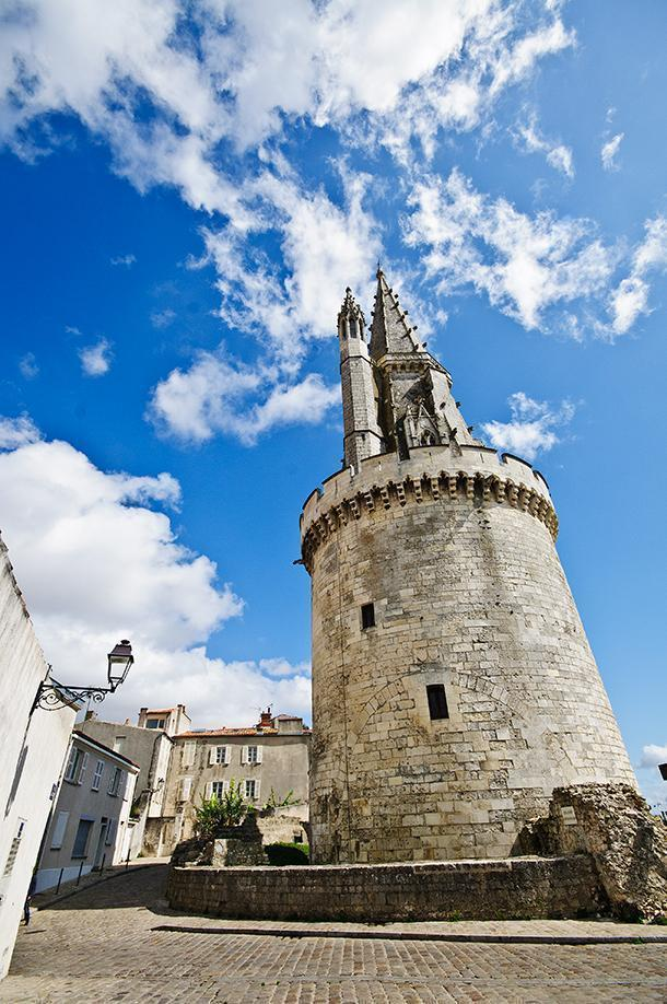 Tour de la Lanterne, La Rochelle, France
