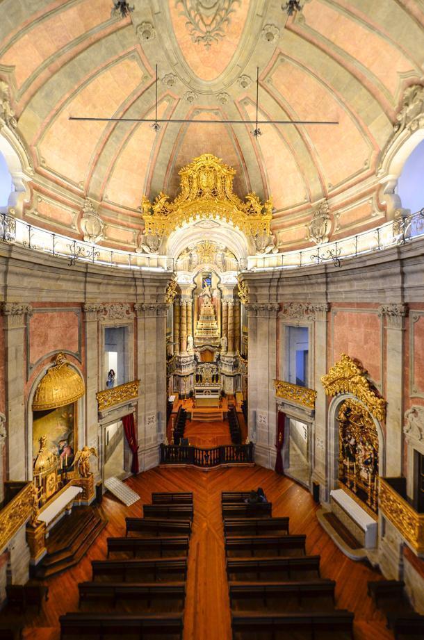 Clérigos Church and Tower, Porto, Portugal