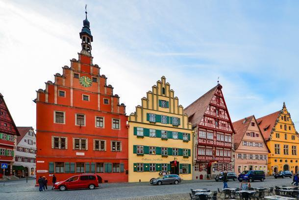 Dinkelsbuhl on Germany's Romantic Road