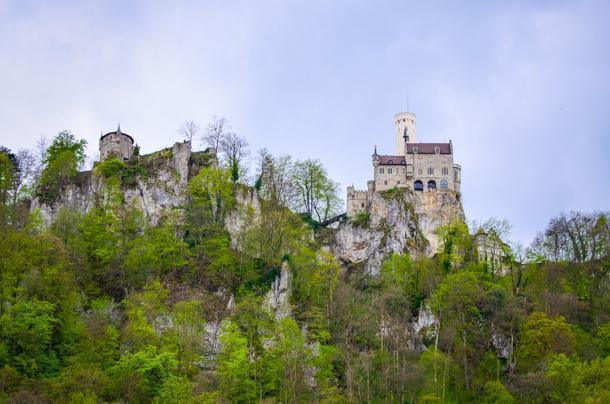 Lichtenstein Castle is another of Germany's gems