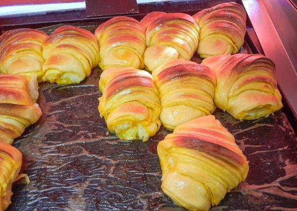 Porto croissants---the best in the world (sorrynotsorry France)