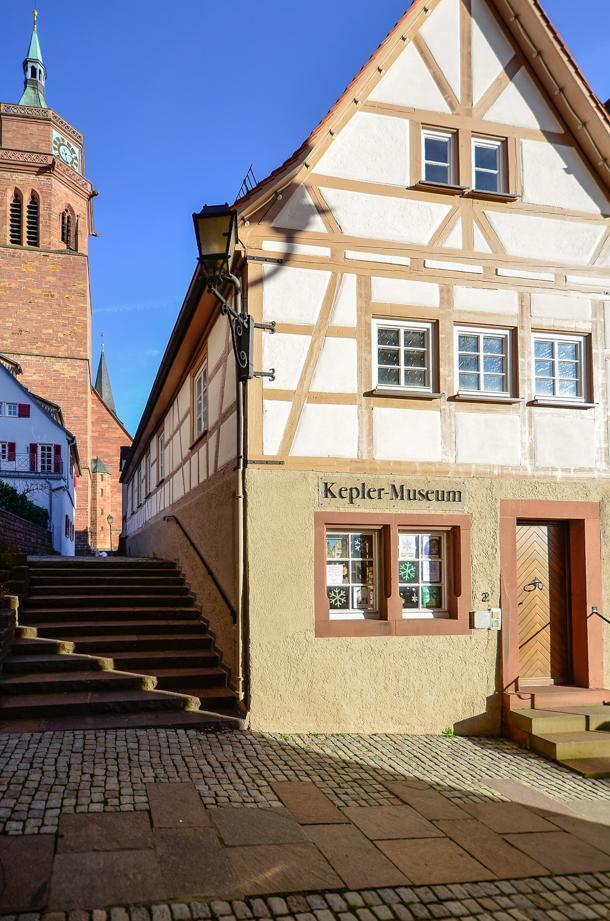 Weil der Stadt's Kepler museum