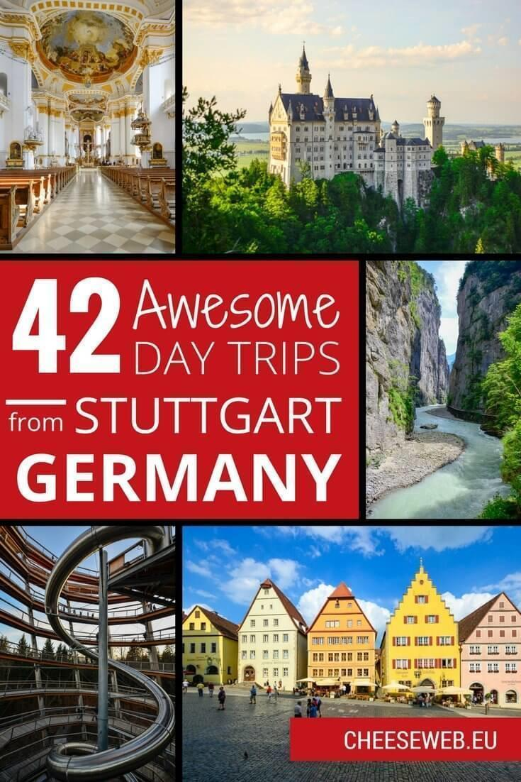 The Ultimate List of 20 Awesome Day Trips from Stuttgart, Germany ...