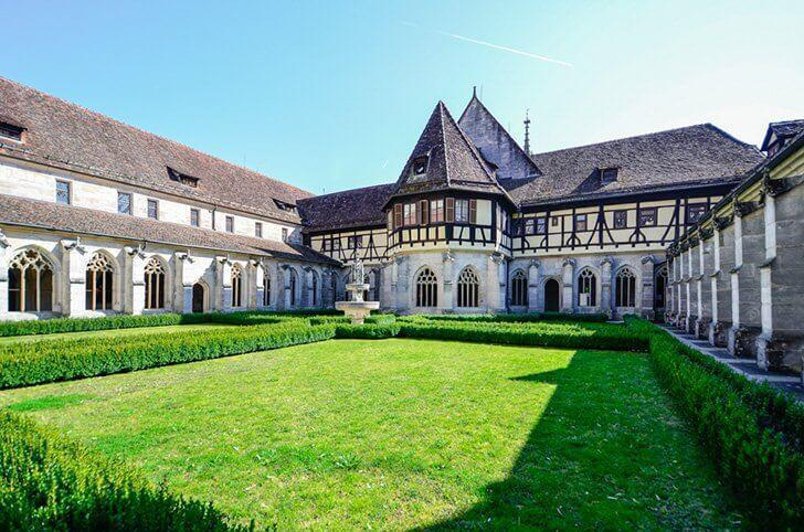 Visit Bebenhausen Kloster and Palace, a stunning German monastery.