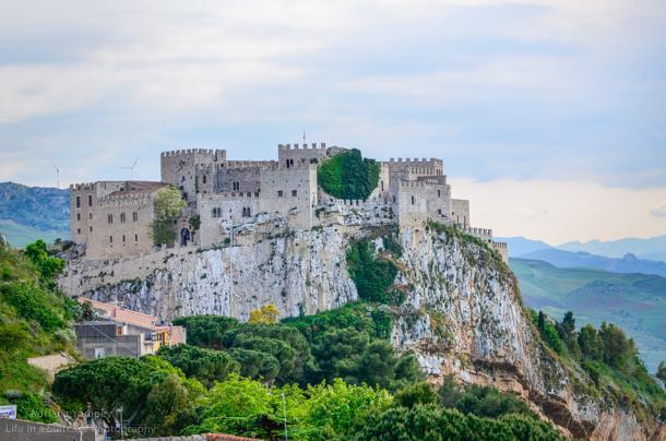 Castello di Caccamo, The Norman Caslte of Caccamo