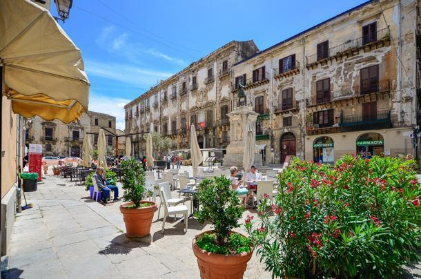 Palermo has both beauty and grit within its diverse centre