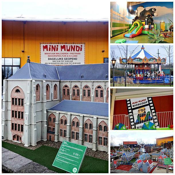 Mini Mundi, the amusement park for children