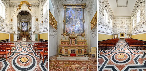 Oratory of Santa Cita, Palermo