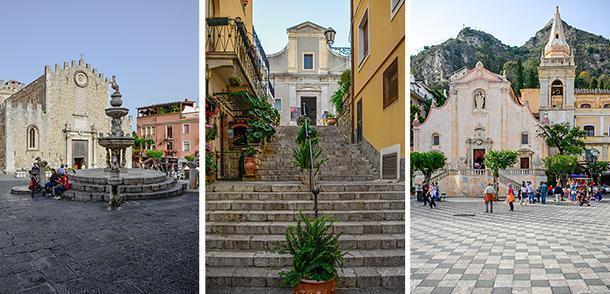 Pretty Taormina,Sicily
