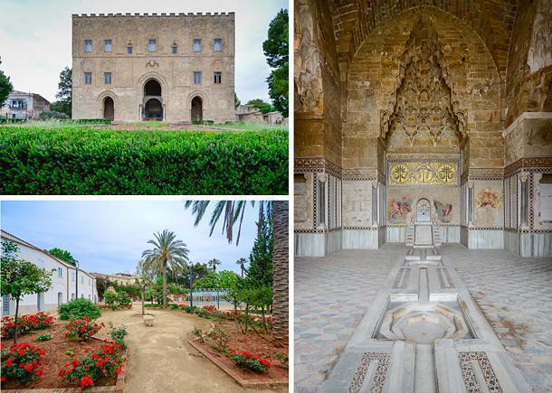 Zisa Palace, Palermo, Sicily