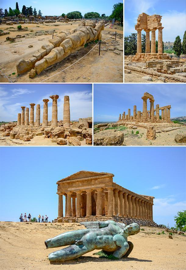 Sicily's incredible Valley of Temples