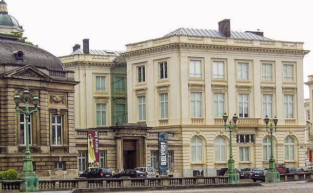 The BELvue Museum in Brussels, tells the story of Belgium