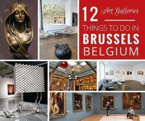12 things to do in Brussels, Belgium for Art Lovers