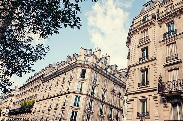 Renting a flat in an untouristy neighbourhood in Paris allowed us to see a different side of the city of lights.