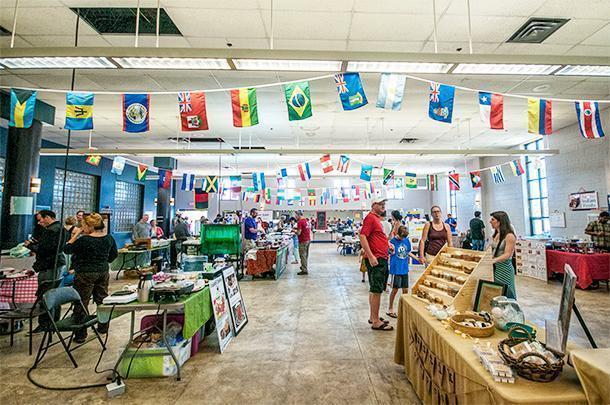 Welcome to foodie heaven at the Fredericton Cultural Market