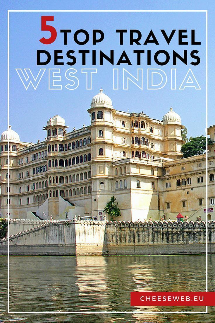 Top 5 slow travel destinations in Western India