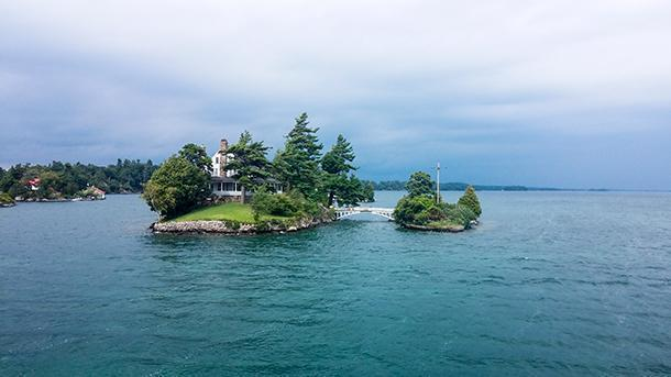 Thousand Islands National Park, Ontario, Canada