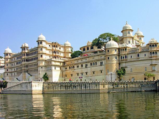 Udaipur, India, the city of lakes