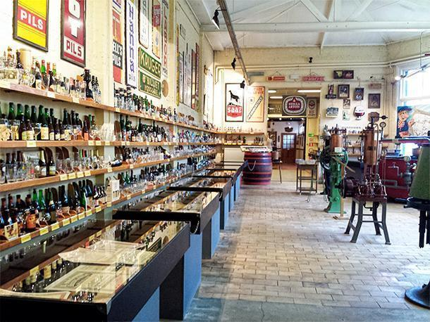 Belgian Beer heaven at the Beer Museum