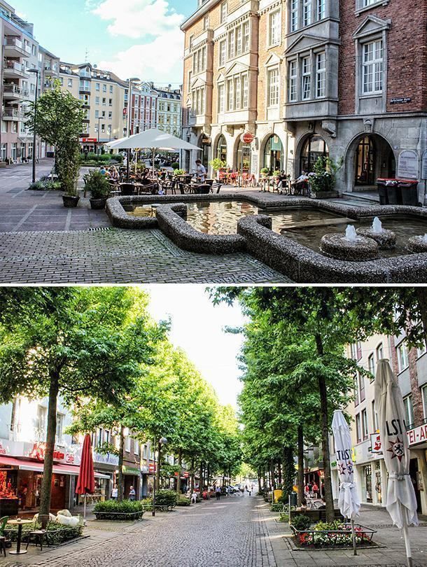 Aachen's pretty streets and off the beaten path squares make it the perfect starting point for a cycle tour