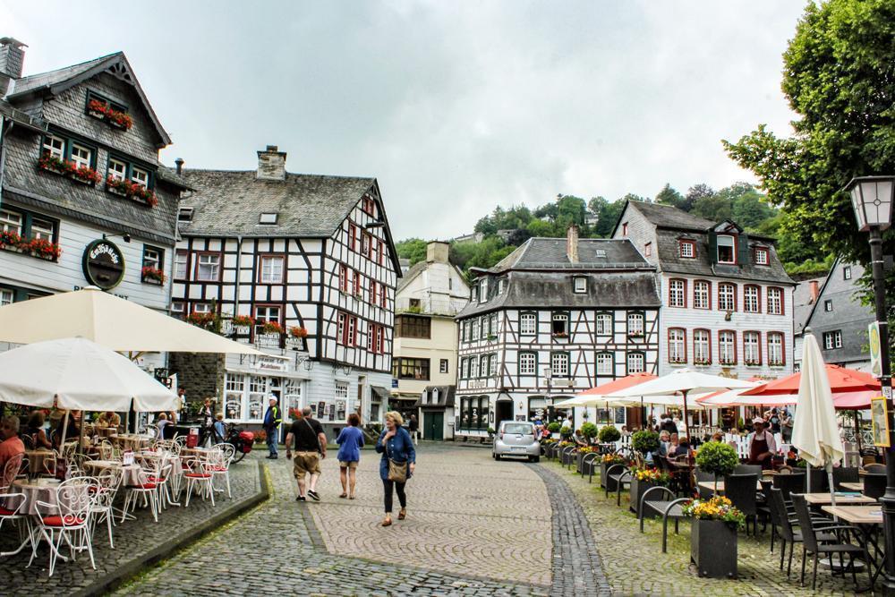 Don't underestimate Monschau, Germany!