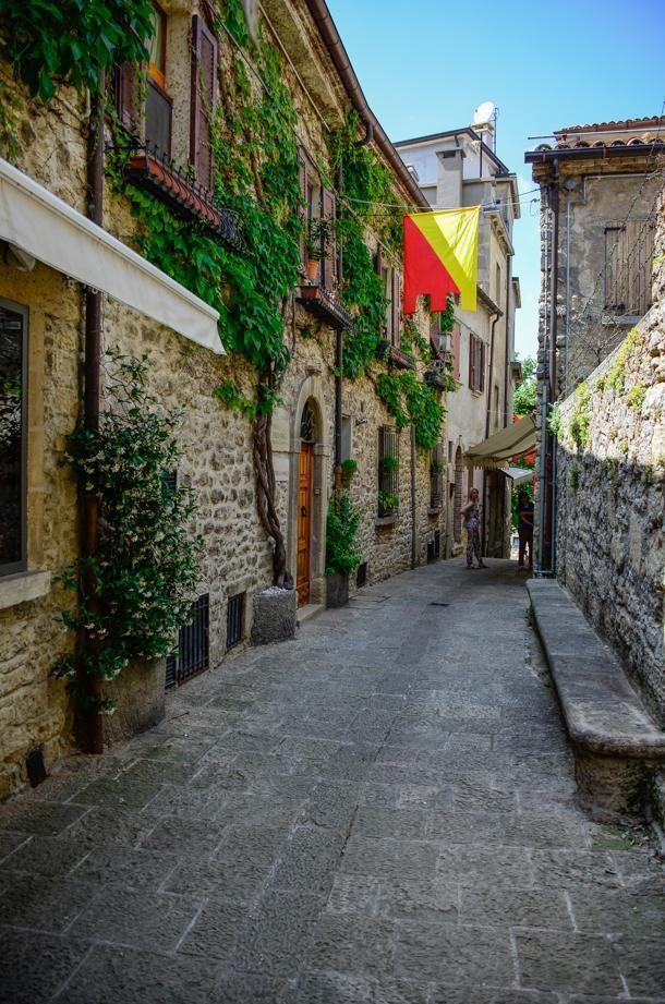 Explore the charming streets of Europe's tiny country of San Marino